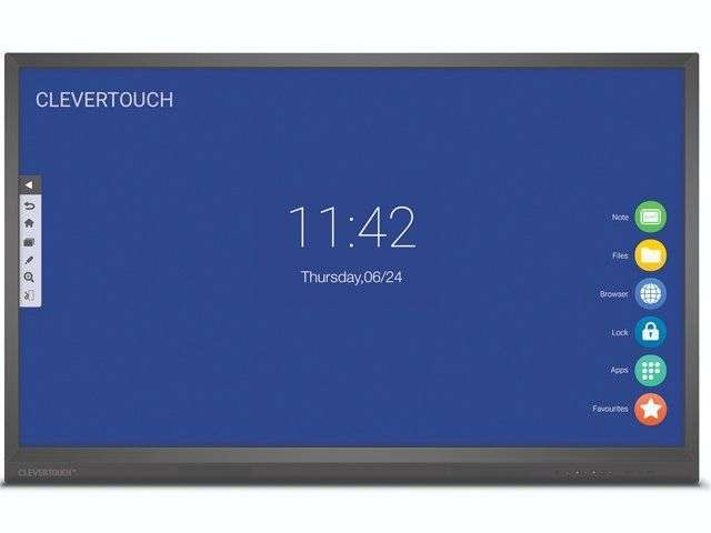 clevertouch v75